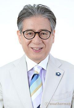 テレビのお天気キャスターとして知られる森田正光さん