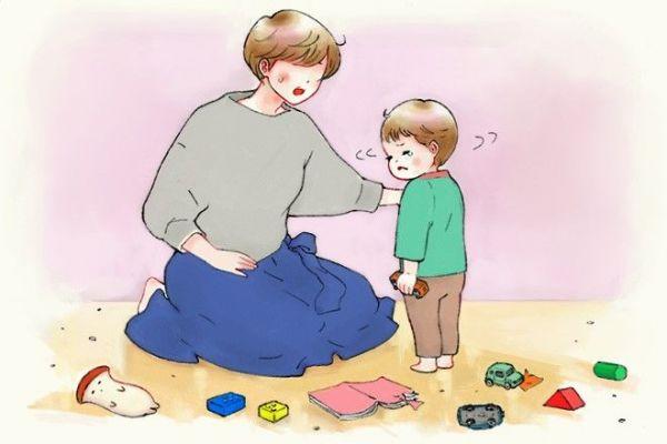 ごめんなさいが言えない息子。これってプライド?=イラスト・minchiさん