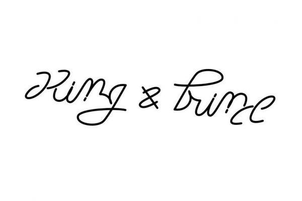 「King&Prince」をひっくり返しても