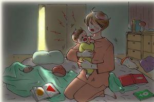 ワニに頼らず寝かせたい…眠れない息子と働き方改革の深い関係
