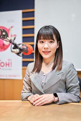 河野早紀(ラジオ局 社員)元NMB48