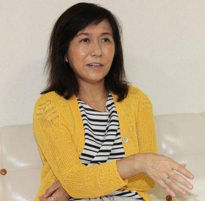 「『いじめ』や『差別』をなくすためにできること」(ちくま新書)などの著書がある精神科医の香山リカ・立教大教授=2018年8月、東京都渋谷区