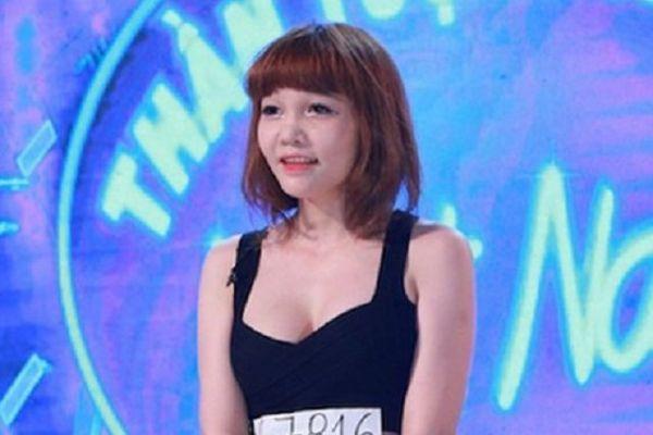 2016年にアイドル発掘番組に出演したフォン=ベトナムの現地メディアのウェブサイトから