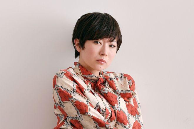 椎名林檎さん=2019年5月13日、東京・神宮前、伊ケ崎忍撮影