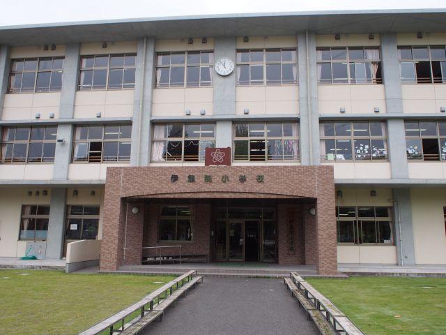 歴史ある伊集院小学校