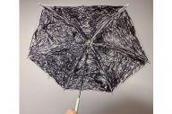 大村卓さんの息子さんがデザインした傘