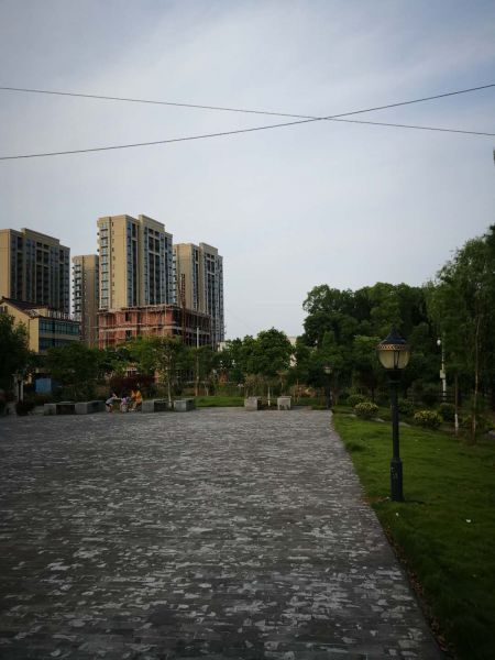 コミュニティにある公園