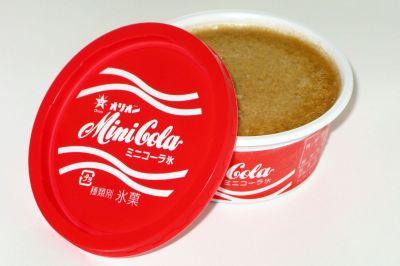 7月15日に発売される「ミニコーラ氷」