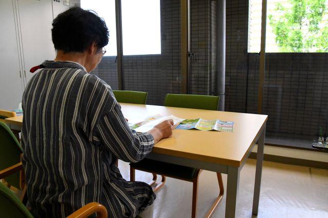 新潟市は市ひきこもり相談支援センターに窓口を設けている=新潟市中央区東万代町