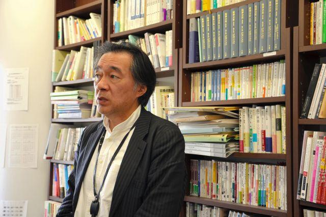 筑波大学の斎藤環教授