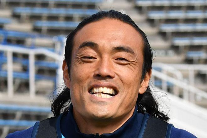 41歳になって初めてJリーグの舞台に立った安彦考真さん