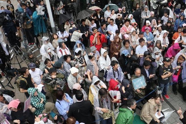 参院選が公示された。貧困をめぐる自己責任論とどう向き合うか、この機会に改めて考えたい=東京都内、西畑志朗撮影