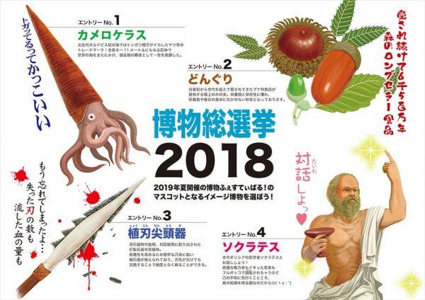 博物総選挙2018