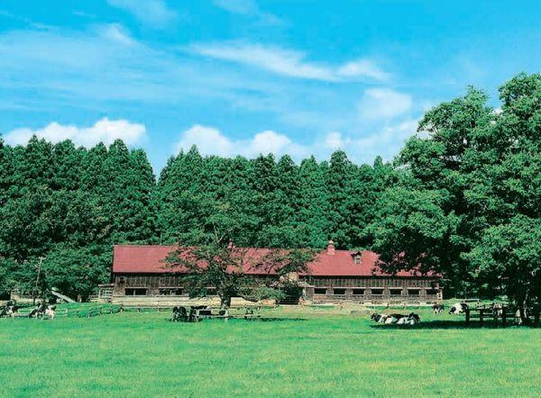 岩手県にある小岩井農場