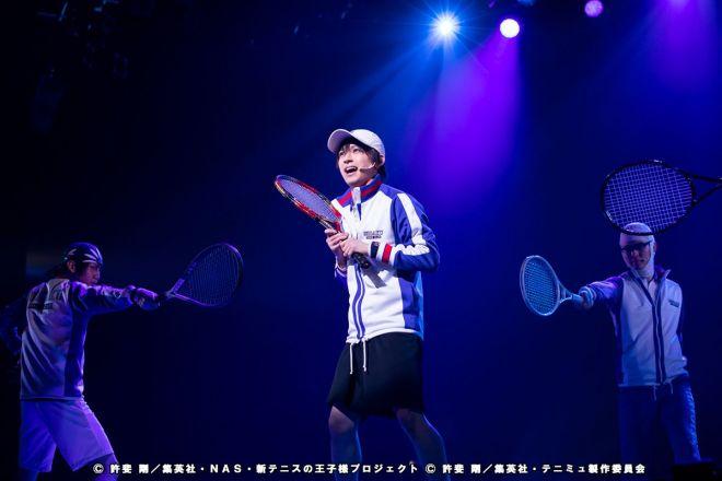 ミュージカル『テニスの王子様』3rdシーズン 「全国大会 青学(せいがく)vs立海 前編」のゲネプロの様子