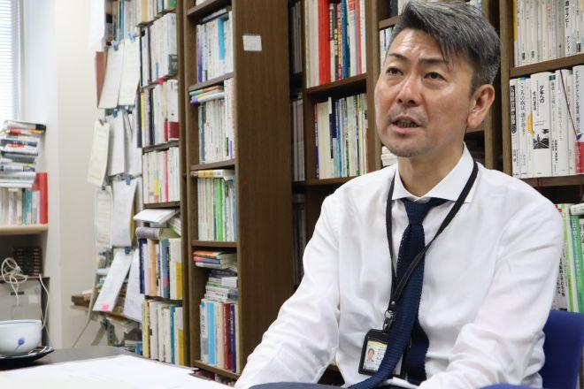 精神科医の松本俊彦さん
