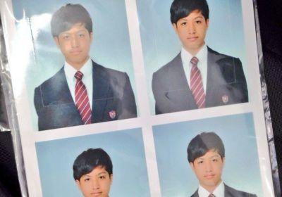 学生時代の写真=MIHA提供