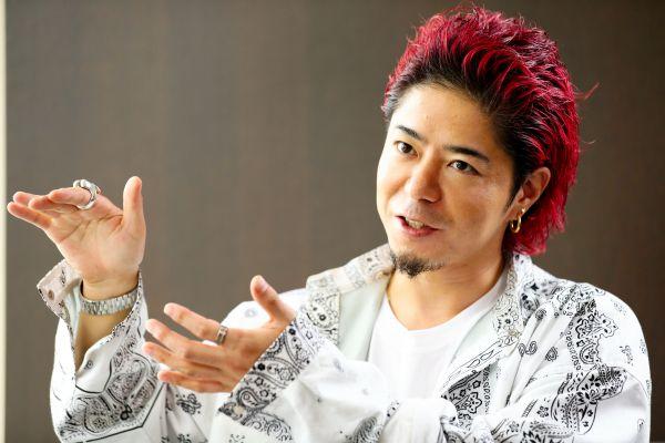 「OCEAN TOKYO」の高木琢也さん=2019年7月5日、東京都中央区、林敏行撮影