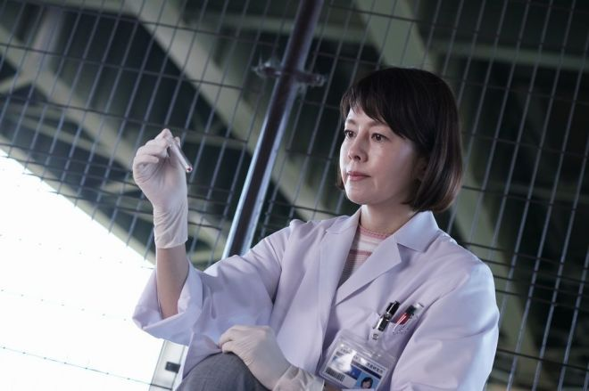 沢口靖子さんが演じる榊マリコ