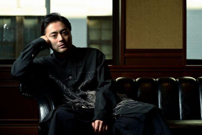 山田孝之さん=2019年6月、東京都中央区、篠塚ようこ撮影