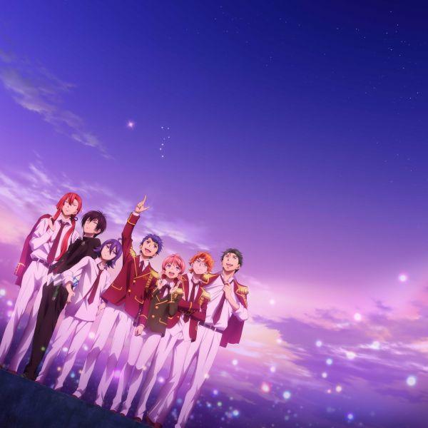 「KING OF PRISM -Shiny Seven Stars-」 (C)T-ARTS/syn Sophia/エイベックス・ピクチャーズ/タツノコプロ/キングオブプリズムSSS製作委員会