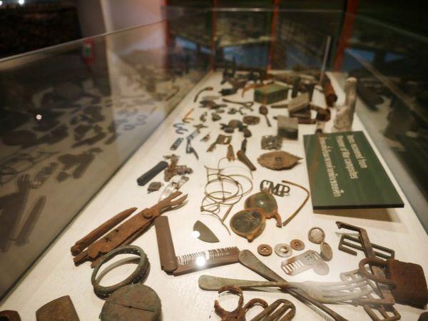 ロッド・ビーティーさんが自らつくった泰緬鉄道の博物館