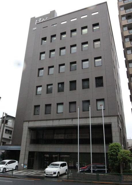 ビルの一部を昨年9月、校舎として使用をはじめた=タトゥワインターナショナルスクール木場キャンパス(東京都江東区)