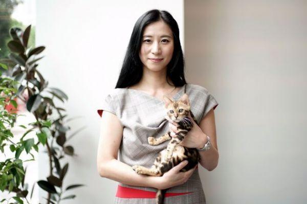 国際政治学者の三浦瑠麗さんは、いじめを受けたことがある。「いじめる側になんらかのいじめをする理由はあっても、いじめられる側に責任はない」=池田良撮影