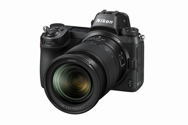 ニコンのミラーレスカメラ「Z6」