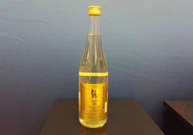 福井県鯖江市で生まれた純米大吟醸「梵・ゴールド」(加藤吉平商店)