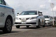 烏山自動車学校の教習車