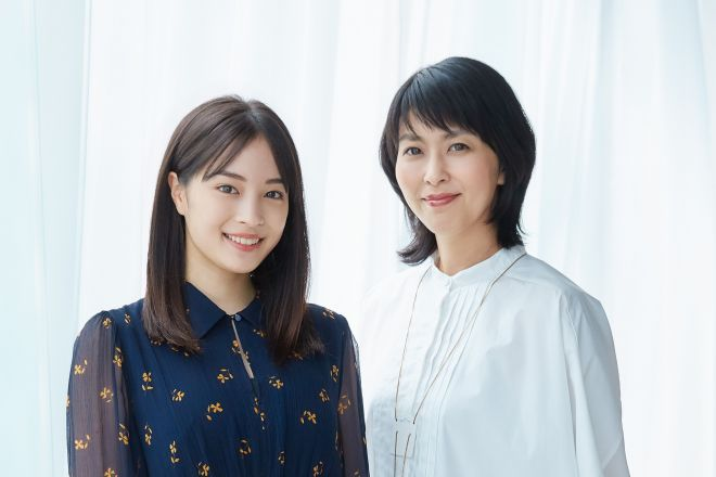 NODA・MAP新作公演で共演する松たか子(右)と広瀬すず