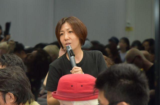 NPO法人「マイフェイス・マイスタイル」の外川浩子代表