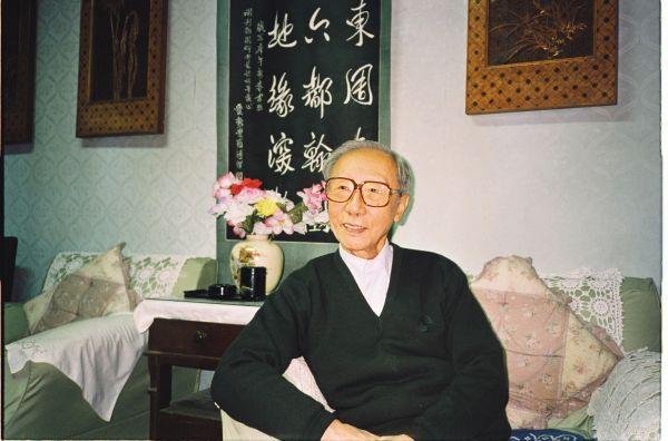 【天皇、皇后両陛下が中国訪問】旧満州国皇帝の弟である愛新覚羅・溥傑氏=1992年10月20日、北京