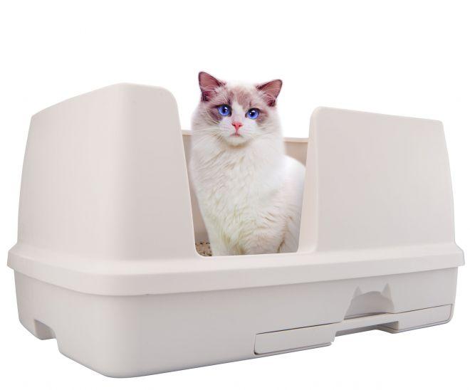 デオトイレ快適ワイドの使用例