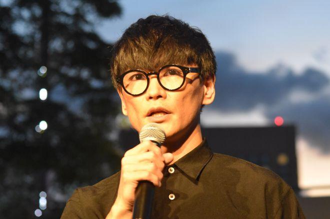 GINZA SIX屋上のサウンド・インスタレーションをプロデュースした山口一郎さん