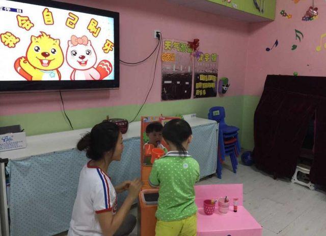 障害のある子供たちを教育する現場