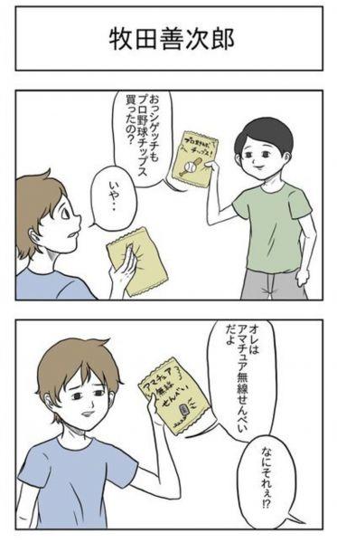 「牧田善次郎」