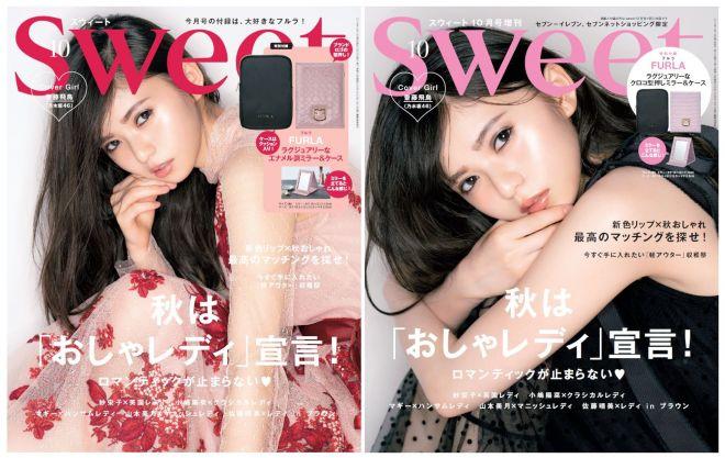 通常号(左)と増刊号(右)では表紙も異なります