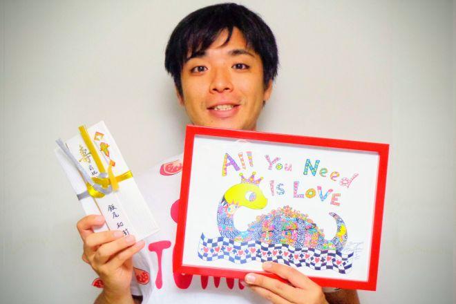 ずん・飯尾和樹さんとイワイガワ・岩井ジョニ男さんからもらった「芸人遺産」のエピソードを話してくれた石本しょーきさん