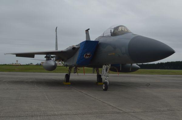 米空軍の戦闘機F15C
