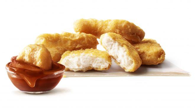 マクドナルドの「チキンマックナゲット」