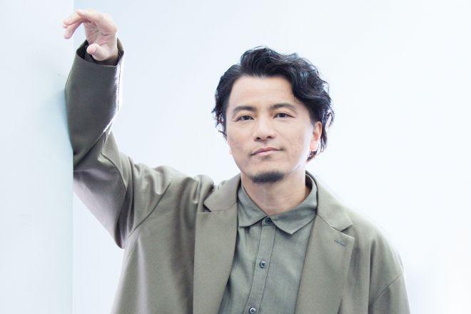 KREVAさん=2019年9月3日、東京都渋谷区、山本倫子撮影