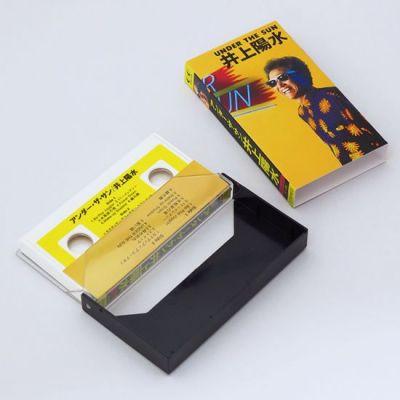 カセットテープ風オペラグラス【UNDER THE SUN】
