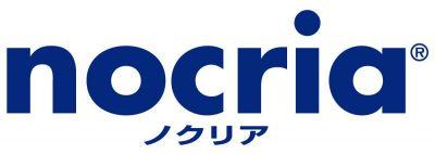 nocriaロゴ。逆さに読むとaircon(エアコン)です