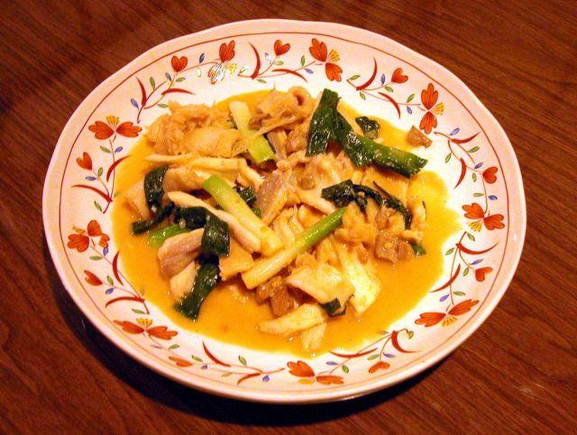 日本でもマンボウ料理を楽しむ文化はある。写真は高知県室戸市のマンボウのみそ炊き