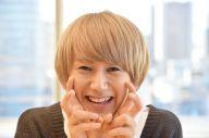 アイドルオタクあるある動画で人気、「CUBERS」の末吉9太郎さん=東京都中央区、丹治翔撮影