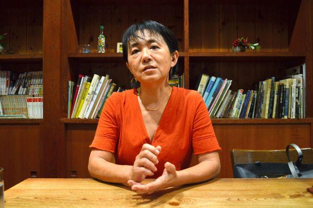 「『家事のしすぎ』が日本を滅ぼす」の著者、佐光紀子さん