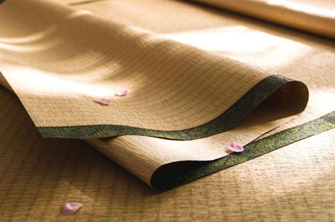 これが「日本の風景を変える 畳シート」