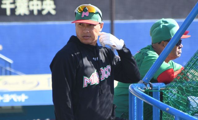 今季、阪神でプレーしたナバーロ選手